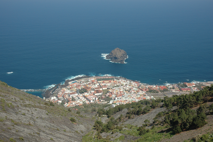 Roque de Garachico-Tenerife